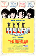 """Movie Posters:Rock and Roll, Help! (United Artists, 1965). One Sheet (27"""" X 41"""").. ..."""