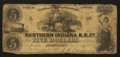 Obsoletes By State:Indiana, Logansport, IN- Crawfordsville, Logansport & Northern Indiana R.R. Co. $5 May 1, 1858. ...