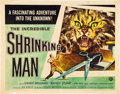 "Movie Posters:Science Fiction, The Incredible Shrinking Man (Universal International, 1957). HalfSheet (22"" X 28"") Style B.. ..."