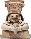 Antiques:Antiquities, Zapotec Maize Deity...