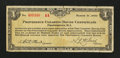 Obsoletes By State:Rhode Island, Providence, RI- Providence Clearing House Certificate $1 Mar. 8, 1933 . ...