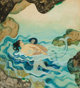 EDMUND DULAC (British, 1882-1953) Myths the Ancients Believed - Glaucus and Scylla, American Weekly cover, April 30, 19...