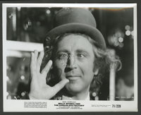 """Willy Wonka & the Chocolate Factory (Paramount, 1971). Photos (16) (8"""" X 10""""). Fantasy. ... (Total: 16..."""