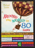 "Movie Posters:Adventure, Around the World in 80 Days Lot (United Artists, 1956). ProgramBooks (2) (Multiple Pages, 8.25"" X 11.25"") and (8.75 X 11""),...(Total: 4 Items)"