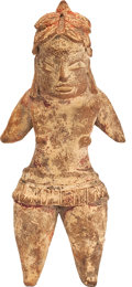 Antiques:Antiquities, Tlatilco Standing Female Figure...
