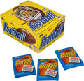 Football Cards:Boxes & Cases, 1984 Topps Football Full Wax Pack Box - Possible Elway & MarinoRookies! ...