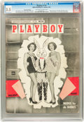 Magazines:Miscellaneous, Playboy #2 (HMH Publishing, 1954) CGC VG- 3.5 Off-white to whitepages....
