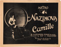 """Movie Posters:Drama, Camille (Metro, 1921). Title Lobby Card and Lobby Card (11"""" X 14"""").. ... (Total: 2 Items)"""