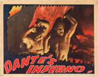 "Dante's Inferno (Fox, 1935). Lobby Card (11"" X 14"")"