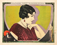 """The Impossible Mrs. Bellew (Paramount, 1922). Lobby Cards (3) (11"""" X 14""""). ... (Total: 3 Items)"""
