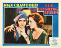"Movie Posters:Drama, Our Blushing Brides (MGM, 1930). Lobby Card (11"" X 14"").. ..."