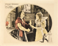 """The Three Musketeers (United Artists, 1921). Lobby Cards (4) (11"""" X 14""""). ... (Total: 4 Items)"""