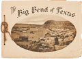 Books:Pamphlets & Tracts, [Davis Mountain Federation of Women's Clubs]. The Big Bend ofTexas. Brooklyn: Albert Type Co., [1928]. First ed...