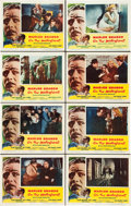 "Movie Posters:Drama, On the Waterfront (Columbia, 1954). CGC Graded Lobby Card Set of 8(11"" X 14"").. ... (Total: 8 Items)"