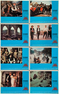"""Movie Posters:Western, The Wild Bunch (Warner Brothers, 1969). Lobby Card Set of 8 (11"""" X 14"""").. ... (Total: 8 Items)"""