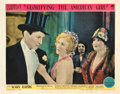 """Movie Posters:Musical, Glorifying the American Girl (Paramount, 1929). Lobby Card (11"""" X14"""").. ..."""