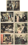 "Movie Posters:Comedy, The Nut (United Artists, 1921). Lobby Cards (7) (11"" X 14"").. ...(Total: 7 Items)"