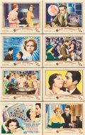 """Movie Posters:Drama, Only Yesterday (Universal, 1933). Lobby Card Set of 8 (11"""" X 14"""")..... (Total: 8 Items)"""