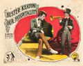 "Movie Posters:Comedy, Our Hospitality (Metro, 1923). Lobby Card (11"" X 14"").. ..."
