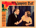 "Movie Posters:Horror, The Vampire Bat (Majestic, 1933). Lobby Cards (5) (11"" X 14"").. ...(Total: 5 Items)"