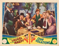 "Movie Posters:Comedy, Our Relations (MGM, 1936). Lobby Cards (2) (11"" X 14"").. ...(Total: 2 Items)"