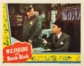 """Movie Posters:Comedy, The Bank Dick (Universal, 1940). Lobby Card (11"""" X 14"""").. ..."""