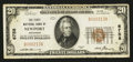 Newport, AR - $20 1929 Ty. 1 The First NB Ch. # 6758