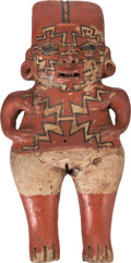 Antiques:Antiquities, Chupicuaro Standing Female...