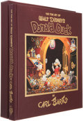 Books:Signed Editions, Carl Barks. The Fine Art of Walt Disney's Donald Duck.Scottsdale, Arizona and West Plains, Missouri: Another Ra...