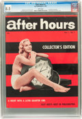 Magazines:Miscellaneous, After Hours #1 (Jay Publishing Co., 1957) CGC VF+ 8.5 Whitepages....