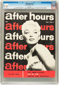 Magazines:Miscellaneous, After Hours #2 (Jay Publishing Co., 1957) CGC VF- 7.5 Whitepages....