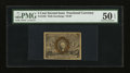 Fractional Currency:Second Issue, Fr. 1233 5¢ Second Issue PMG About Uncirculated 50 EPQ.. ...