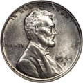 Lincoln Cents, 1944-D 1C --Struck on a Zinc-Coated Steel Planchet--MS63 NGC....