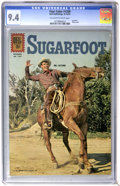 Silver Age (1956-1969):Western, Four Color #1209 Sugarfoot (Dell, 1961) CGC NM 9.4 Off-white towhite pages....