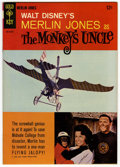 Silver Age (1956-1969):Miscellaneous, Movie Comics: Merlin Jones as The Monkey's Uncle - File Copy (GoldKey, 1965) Condition: NM....