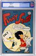Golden Age (1938-1955):Funny Animal, Funny Stuff #16 (DC, 1946) CGC NM 9.4 Off-white to white pages....