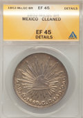 Mexico: , Mexico: Republic 8 Reales 1852Mo-GC,...
