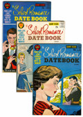Golden Age (1938-1955):Romance, Hi-School Romance File Copies Group (Harvey, 1949-63) Condition:Average VF.... (Total: 75 Comic Books)