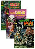 Bronze Age (1970-1979):Miscellaneous, Dagar the Invincible File Copies Group (Gold Key, 1972-82)Condition: Average VF+.... (Total: 15 Comic Books)
