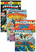Bronze Age (1970-1979):Miscellaneous, DC Bronze and Modern Age First Issues Group (DC, 1973-83)Condition: Average FN/VF.... (Total: 31 Comic Books)
