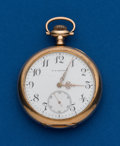 Timepieces:Pocket (post 1900), Longines, 12 Size, 15 Jewel. ...