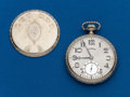 Timepieces:Pocket (post 1900), Illinois, 19 Jewel, 12 Size, Monarch. ...