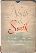 Books:First Editions, Elizabeth Bishop. North & South. Boston: HoughtonMifflin Company, [1946].. First edition, first printing. Oct...