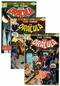 Bronze Age (1970-1979):Horror, Tomb of Dracula Group - Western Penn pedigree (Marvel, 1974-79)Condition: Average NM-.... (Total: 24 Comic Books)