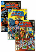 Modern Age (1980-Present):Superhero, All-Star Squadron Group (DC, 1981-87) Condition: Average NM-....(Total: 79 Comic Books)
