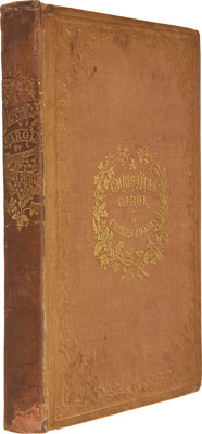 Charles Dickens. A Christmas Carol. In Prose. Being a Ghost Story of Christmas. W