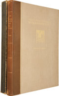 Books:First Editions, Malcolm Salaman. The Etchings of Sir Francis Seymour Haden, P.R. E. London: Halton and Truscott, 1923.. Limit...