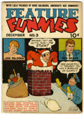 Golden Age (1938-1955):Humor, Feature Funnies #3 (Chesler, 1937) Condition: Apparent FN....