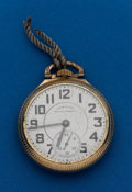 Timepieces:Pocket (post 1900), Hamilton, 21 Jewel, 992 B. ...