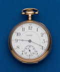Timepieces:Pocket (post 1900), Illinois 16 Size, 15 Jewel Private Label. ... (Total: 11 Items)